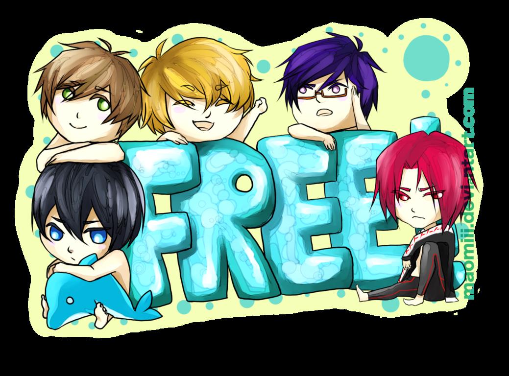 Free! Iwatobi Swim Club! by kittyalyst on DeviantArt.