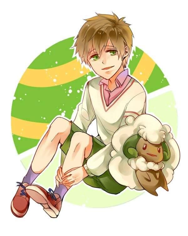 Free! Iwatobi Swim Club pokemon.
