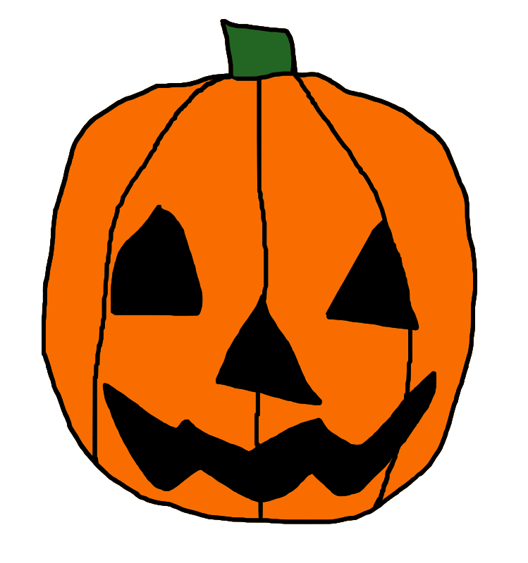 Free to Use & Public Domain Jack O' Lantern Clip Art.