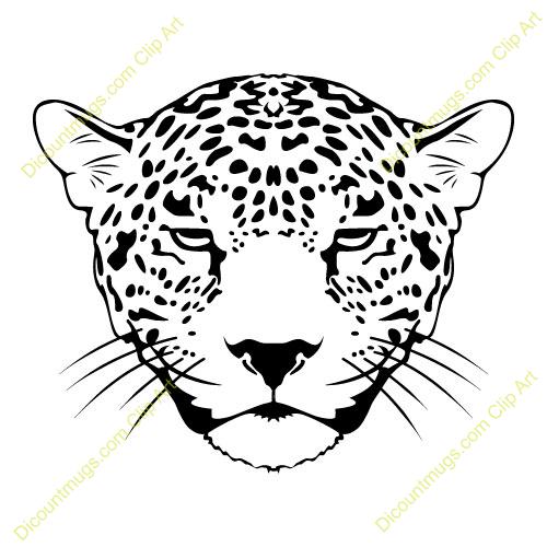 Best Jaguar Clipart #12736.