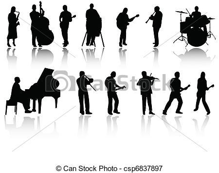 Jazz Clip Art and Stock Illustrations. 19,035 Jazz EPS.