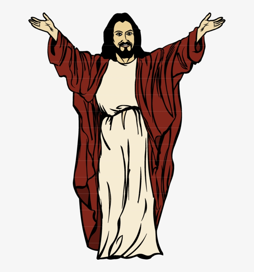 Pin Come To Jesus Clipart.