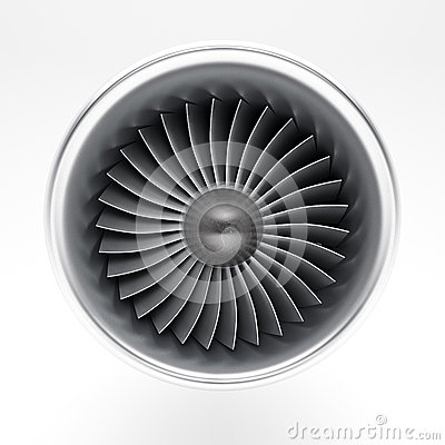 Jet engine clipart.