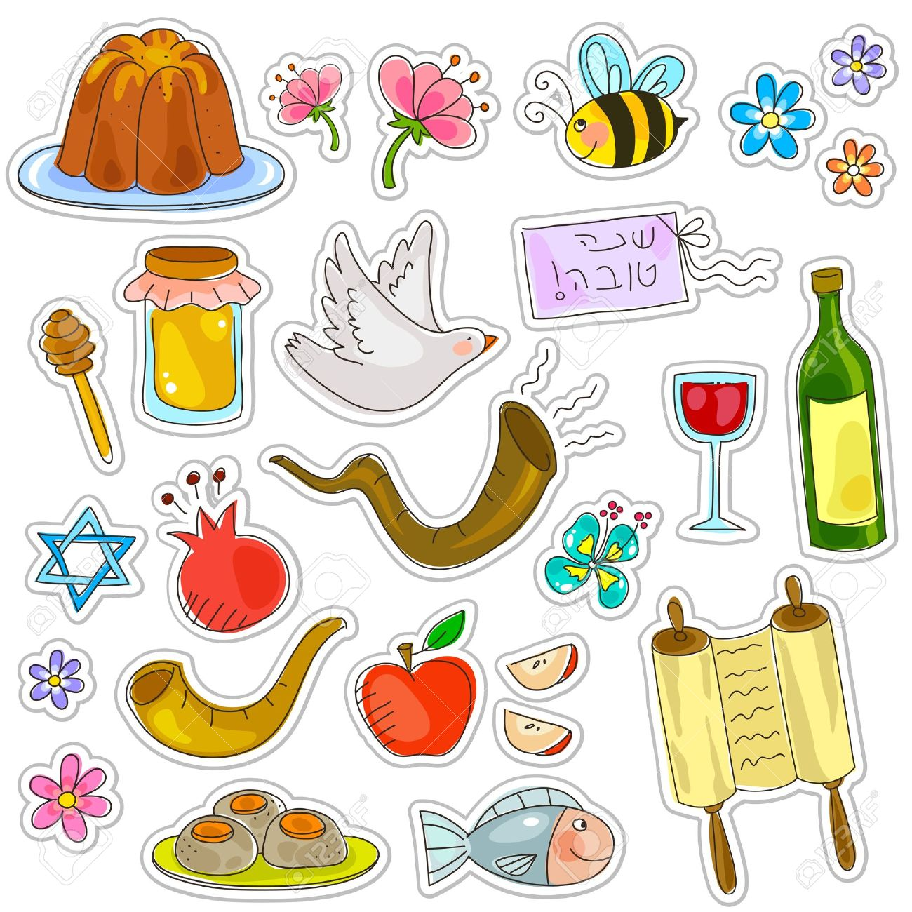 11,896 Jewish Stock Vector Illustration And Royalty Free Jewish.