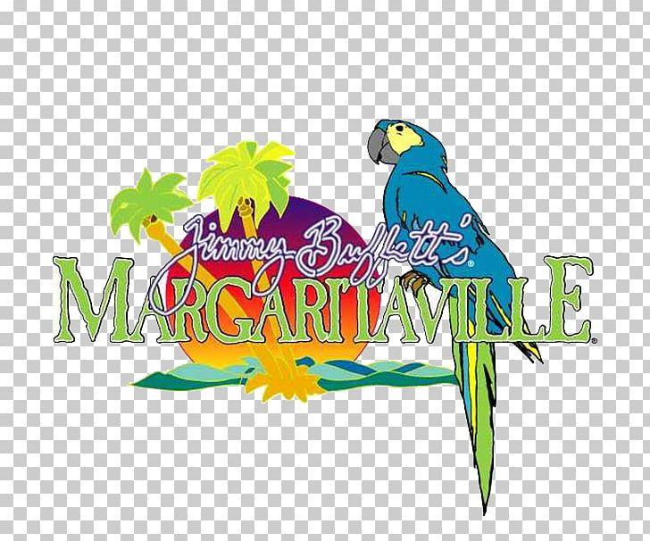 Jimmy Buffett\'s Margaritaville Parrothead Logo Fins PNG.