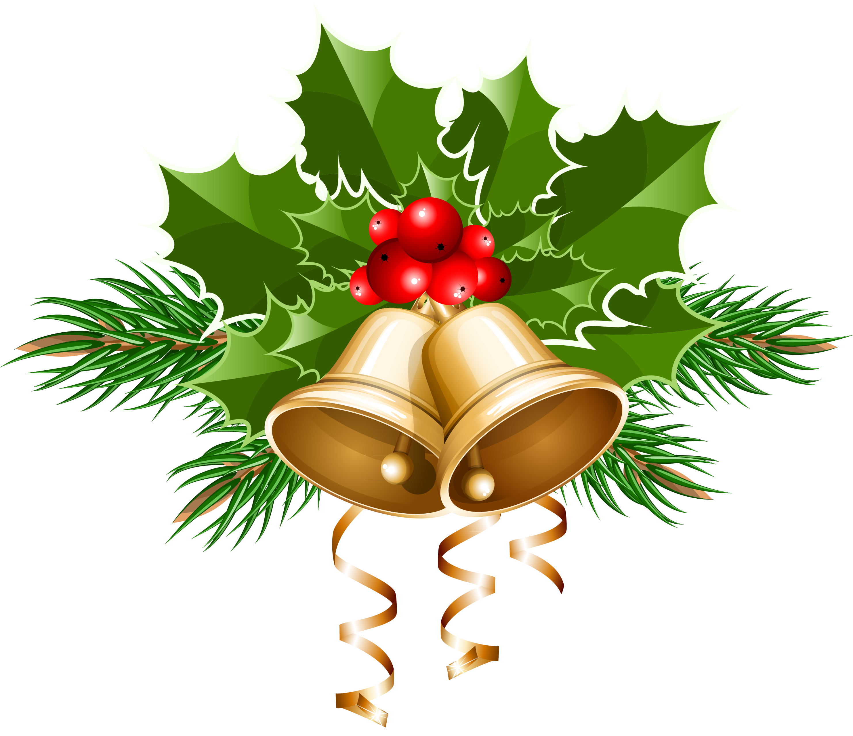 Christmas Jingle Bells Clip art.