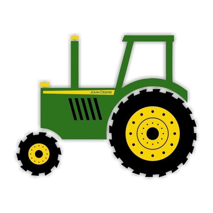 Tractor Rear View Mirror Icon.