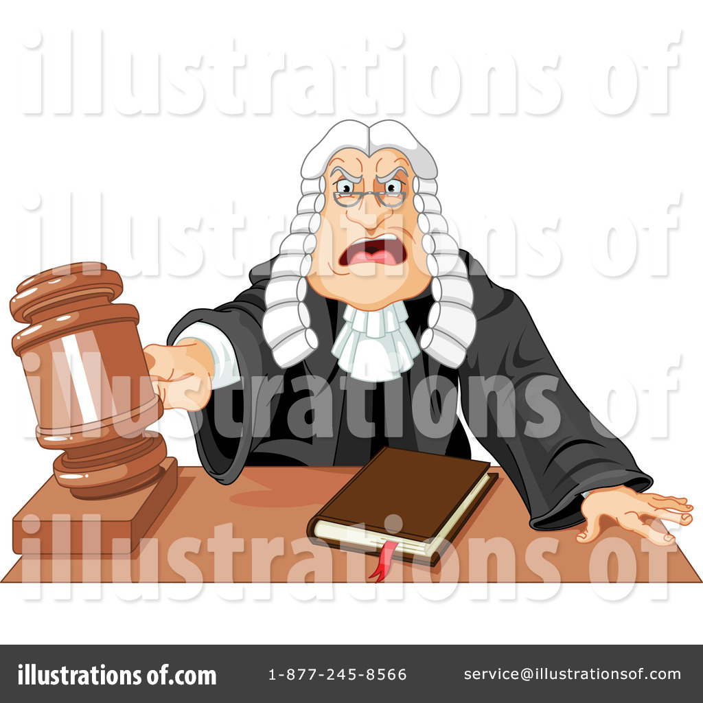 Judge Clipart #1212053.