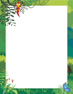 Jungle Border.