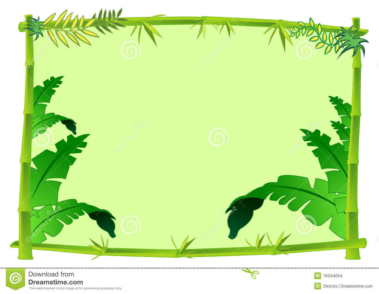 Free jungle clipart 4 » Clipart Station.