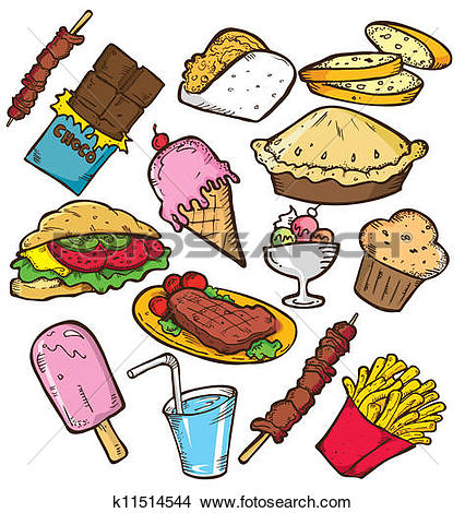 Junk food Clipart EPS Images. 10,826 junk food clip art vector.