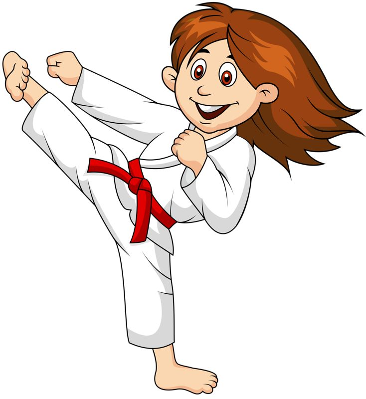 Martial Arts Clipart.