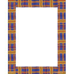 Free Kente Cloth Clipart Borders 20 Free Cliparts