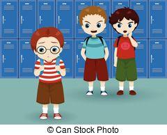 School bullying Illustrations and Clipart. 408 School bullying.