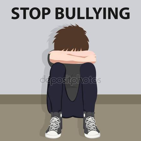 Bullying Stock Vectors, Royalty Free Bullying Illustrations.