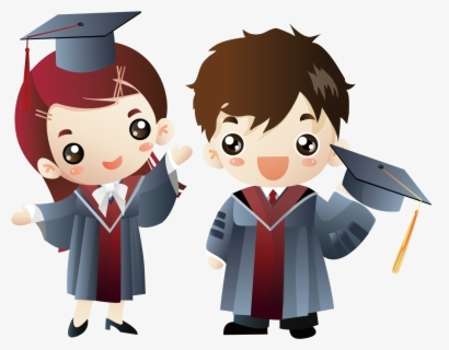 Free Kindergarten Graduation Clip Art with No Background.
