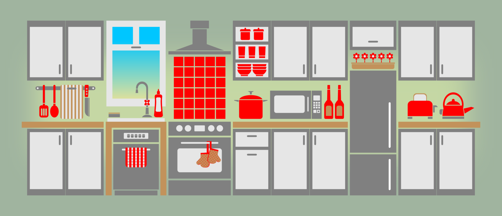 Free Kitchen Cliparts, Download Free Clip Art, Free Clip Art.