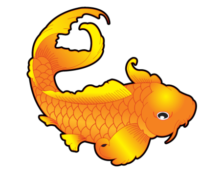 Free Koi Fish Clipart and Vector Graphics.