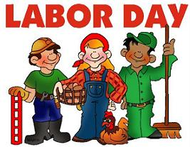 Free Labor Day Clip Art Pictures.