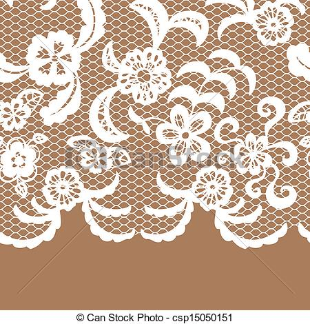 Free lace clipart 7 » Clipart Station.