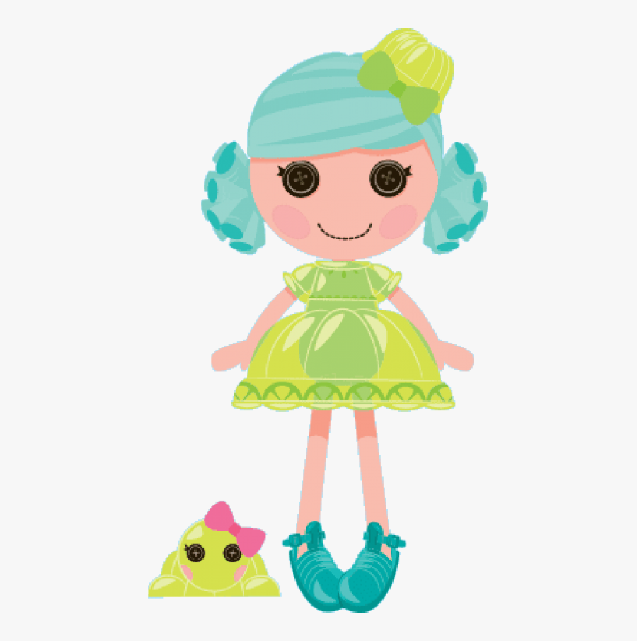Free Png Download Lalaloopsy Jelly Wiggle Jiggle Clipart.