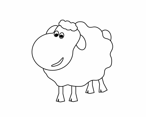 Free Lamb Clip Art Pictures.