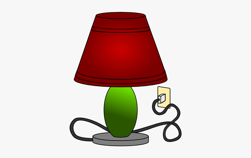 Lamp Table Lamp Light Clip Art.