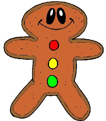 Free lang santa and gingerbread man clipart clipartfox.