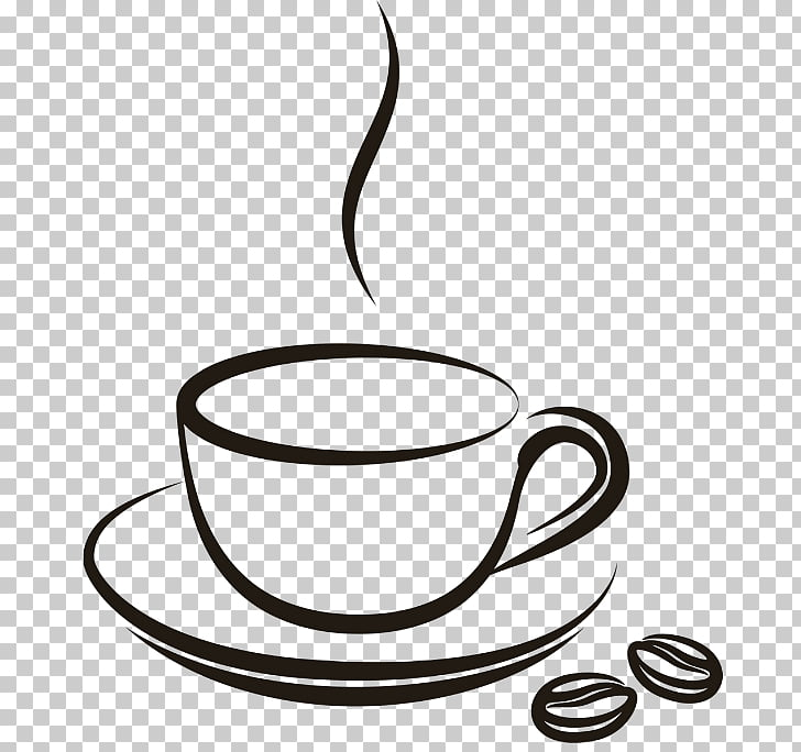 Coffee cup Latte Tea , Coffee PNG clipart.