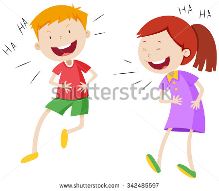 Laugh Stock Images, Royalty.