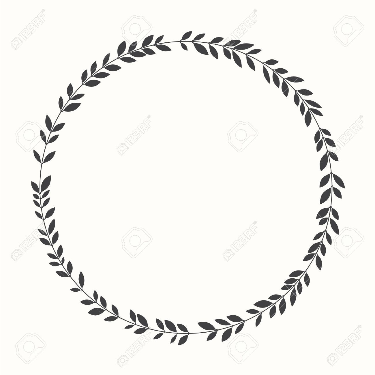 Free laurel wreath clipart » Clipart Portal.