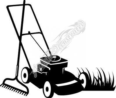 25+ Landscaping Lawn Service Clip Art Pictures and Ideas on Pro.