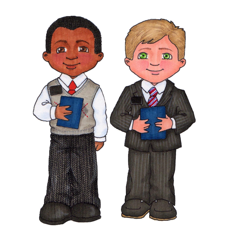 Missionaries!.