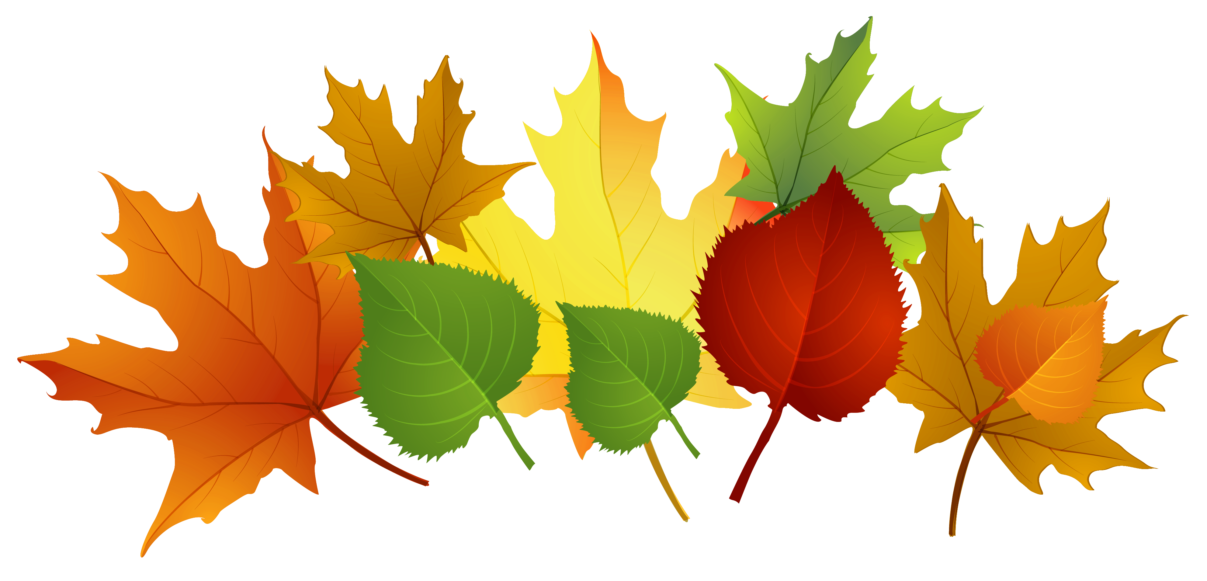 Free Leaf Clip Art.
