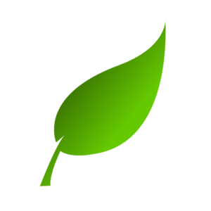 Green Leaf clip art.
