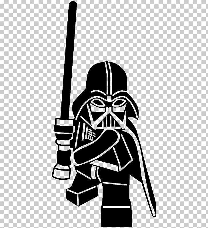 Anakin Skywalker Stormtrooper Lego Star Wars Wall decal.