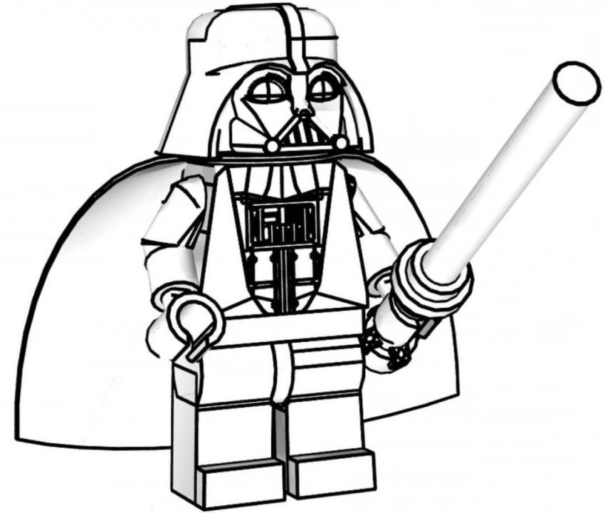 Free Lego Star Wars Coloring Sheets, Download Free Clip Art.