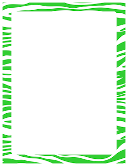 Free Animal Borders: Clip Art, Page Borders, and Vector Graphics.