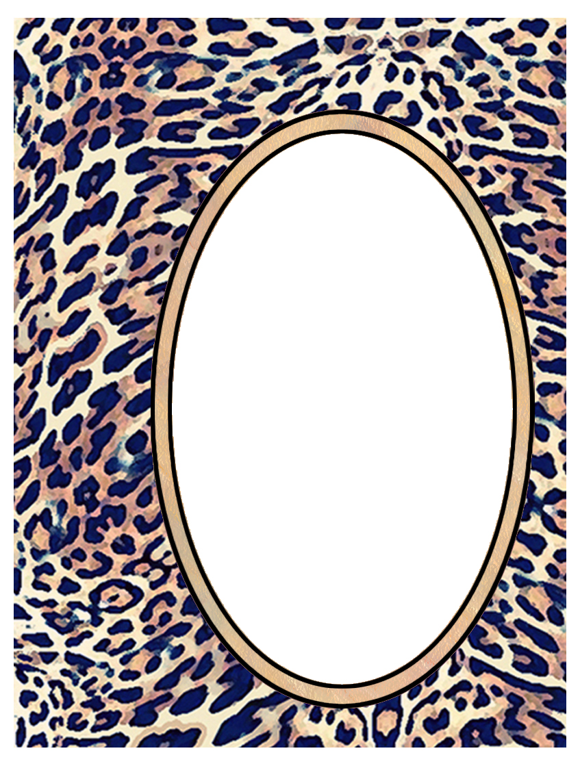 Free Leopard Print Clipart, Download Free Clip Art, Free.