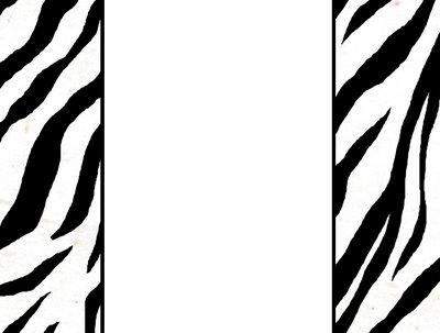 Leopard Print Clipart.