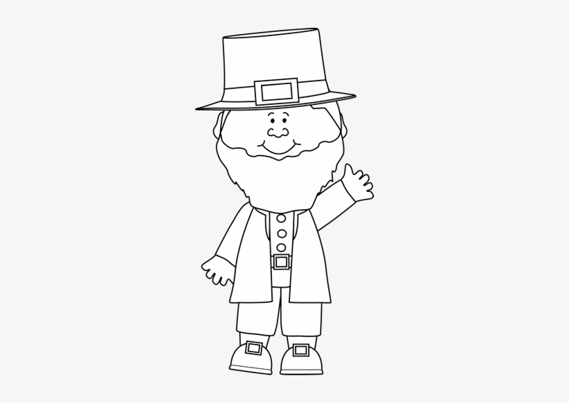 Image Royalty Free Stock Black And White Leprechaun Beautiful.