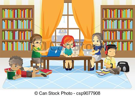Library Stock Illustrations. 45,847 Library clip art images and.