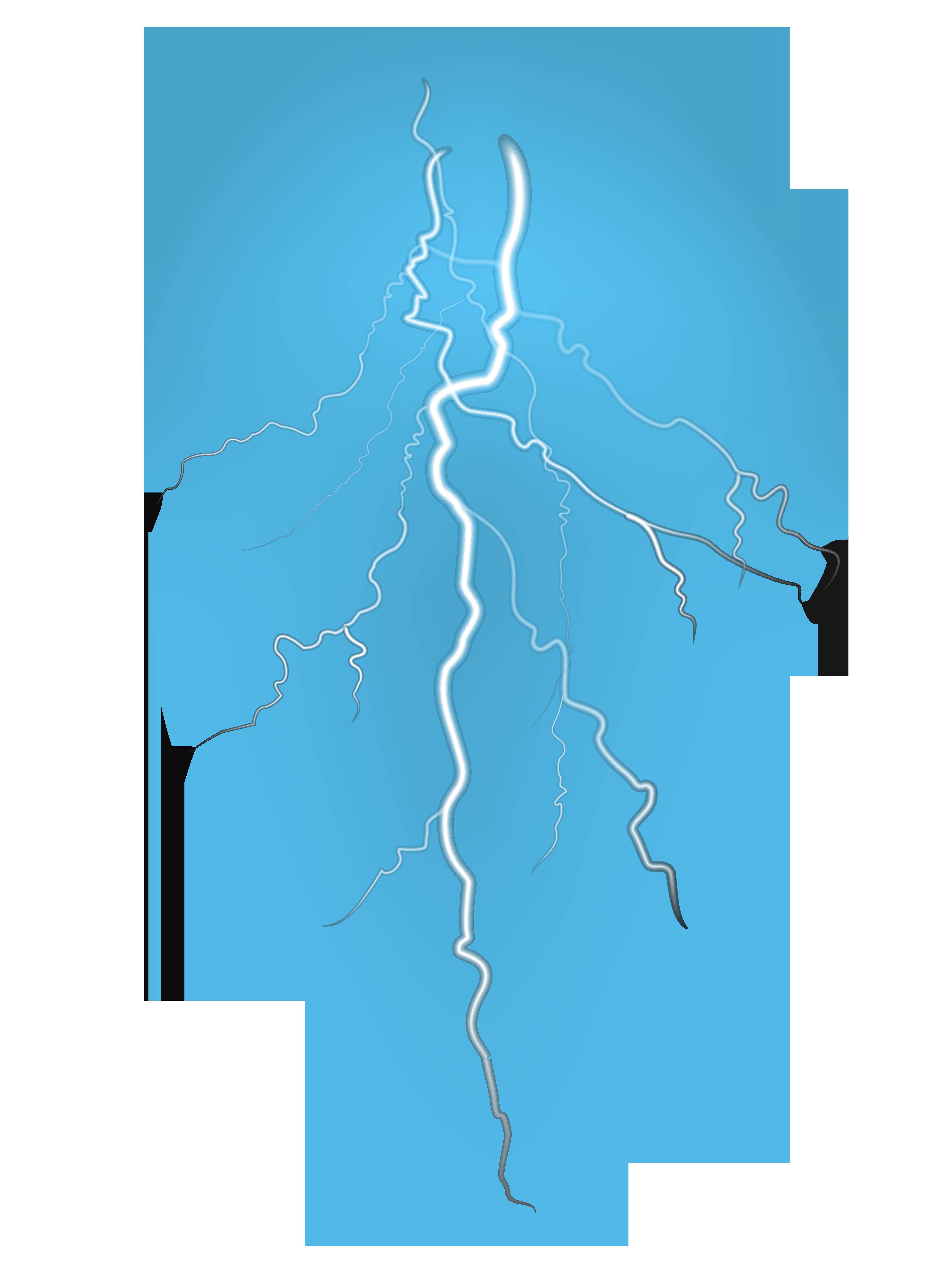 Lightning PNG images.
