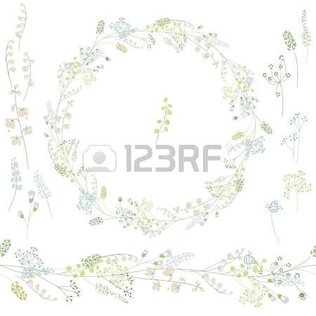 1,230 Lily Of The Valley Cliparts, Stock Vector And Royalty Free.