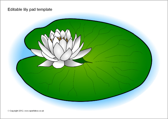 Lily pad clipart free 1 » Clipart Station.