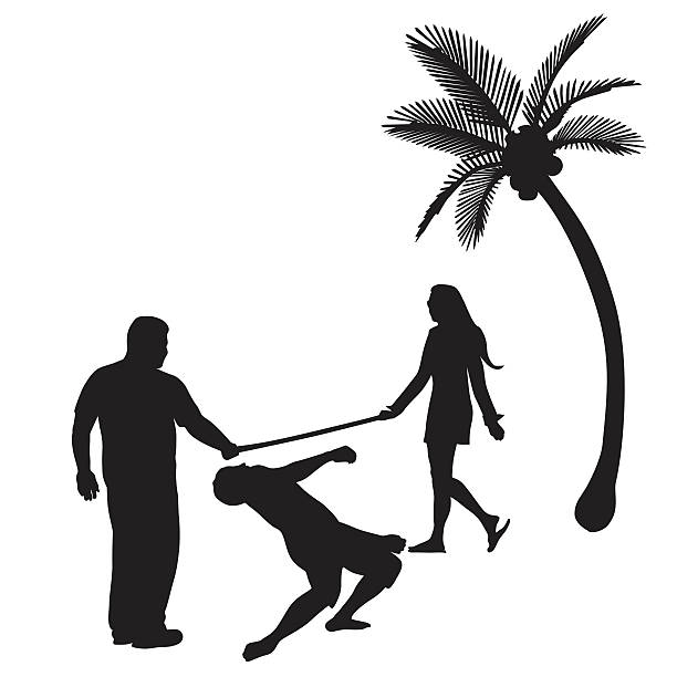 Limbo Game Clipart.