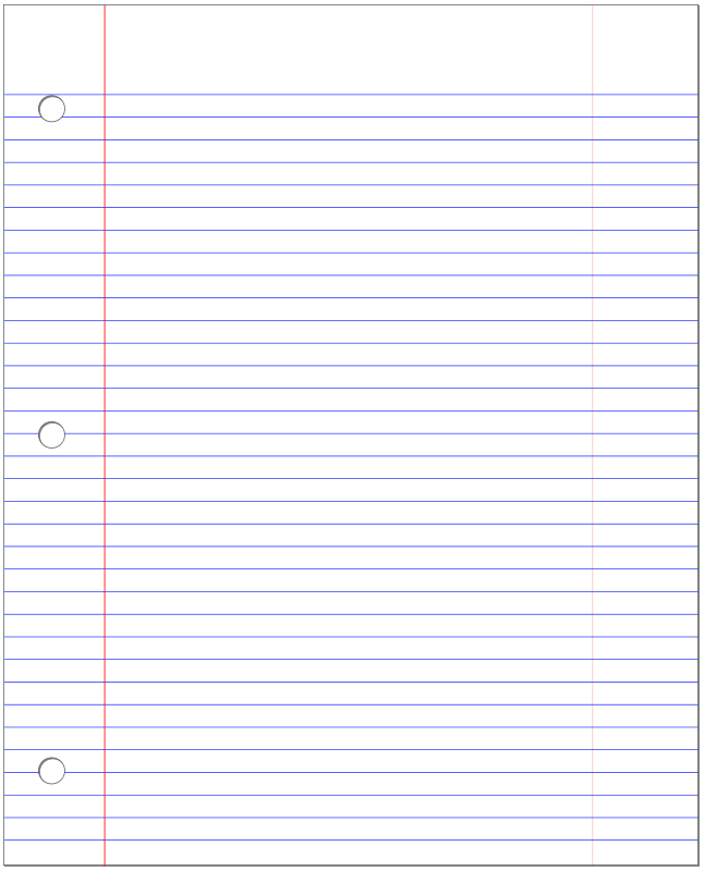 Free Lined Paper Png, Download Free Clip Art, Free Clip Art.