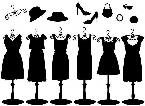 Top 175 ideas about LBD Little black dress/ Den lilla svarta on.
