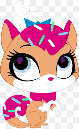 Free download Littlest Pet Shop Penny Ling Clip art.