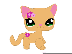 Littlest Pet Shops Clipart.